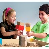 Melissa & Doug Sandblox Sand Shape-and-Mold Tool Set - image 4 of 4