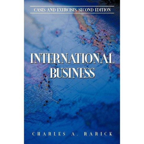 International Business - by  Charles A Rarick (Paperback) - image 1 of 1