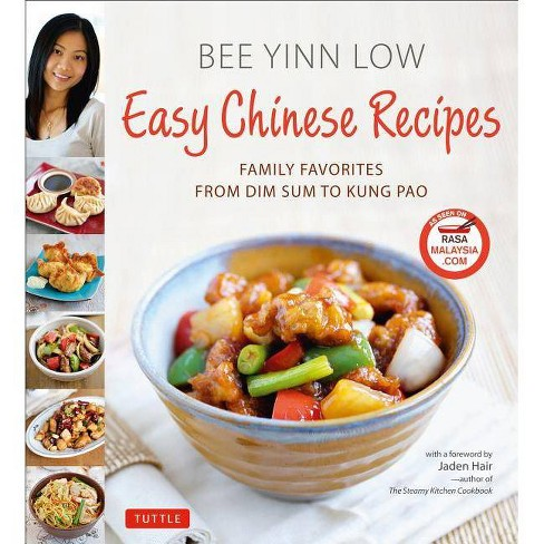 Easy Chinese Recipes - by  Bee Yinn Low (Hardcover) - image 1 of 1