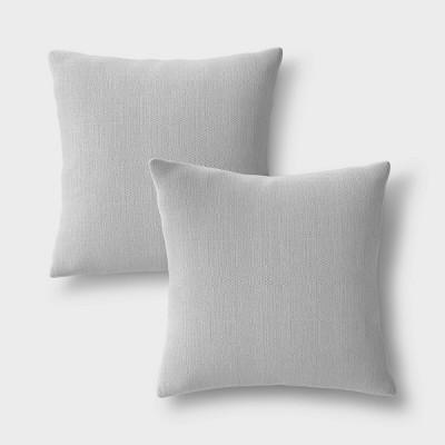 2pk Outdoor Throw Pillows DuraSeason Fabric™ - Project 62™