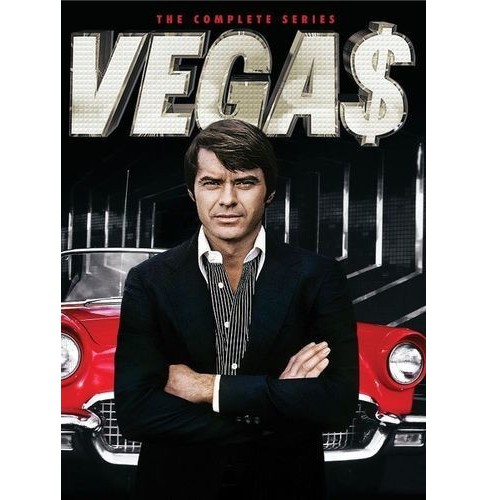 Vegas:Complete Series (DVD) - image 1 of 1