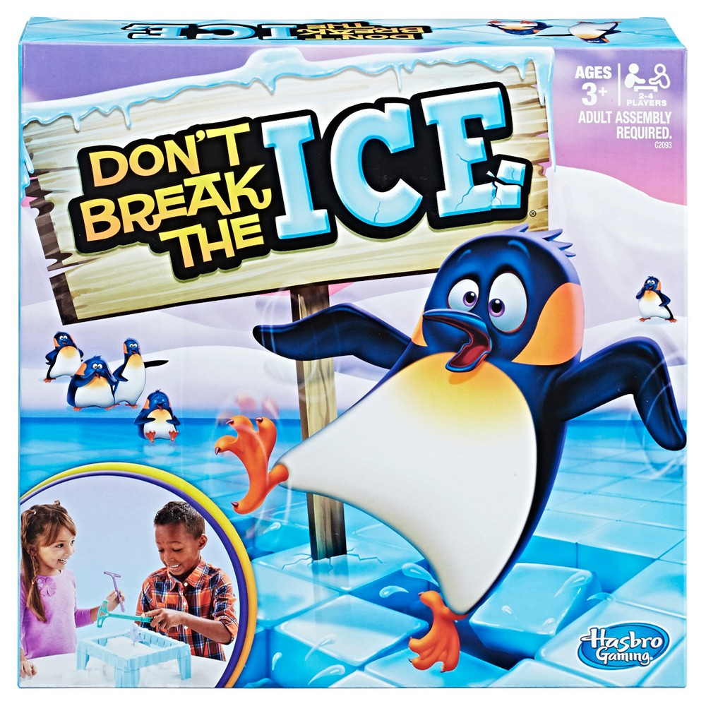 Don't Break the Ice Game, Kids Unisex