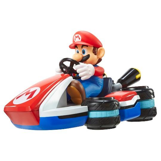 Mario Kart Mini Anti-Gravity R/C Racer image number null