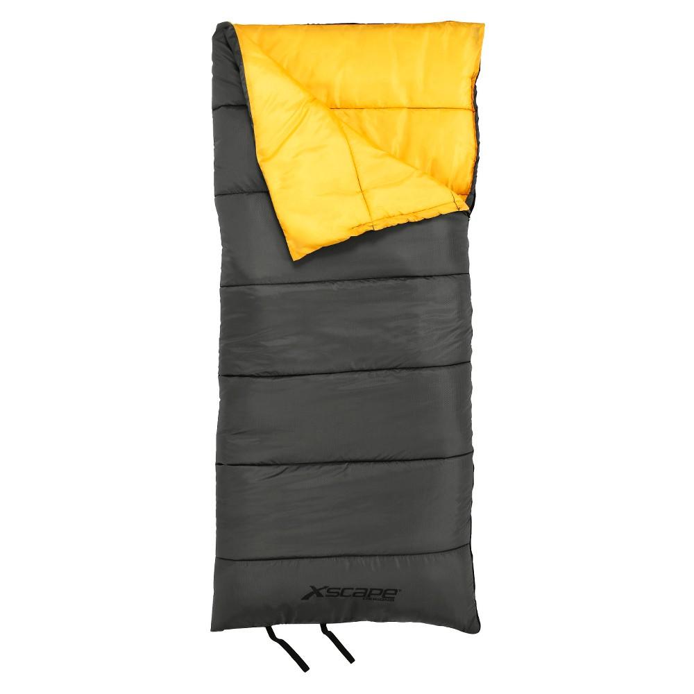 Xscape Solo Rectangular 35 Degree Sleeping Bag