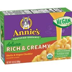 Annies Vegan Deluxe Cheddar - 11.3oz
