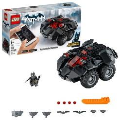 LEGO DC Comics Super Heroes App-Controlled Batmobile 76112