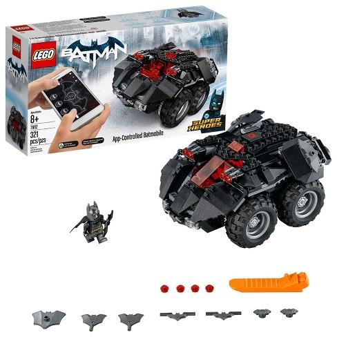 Lego Dc Comics Super Heroes App Controlled Batmobile 76112 Target