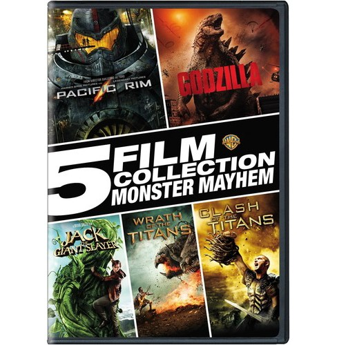 5 Film Collection:Monster Mayhem (DVD) - image 1 of 1