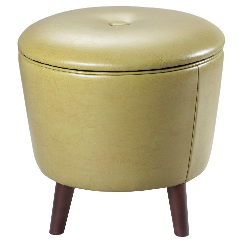 Astonishing Storage Ottoman Green Home Ocoug Best Dining Table And Chair Ideas Images Ocougorg