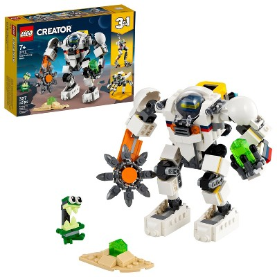 LEGO Creator 3in1 Space Mining Mech Building Toy 31115