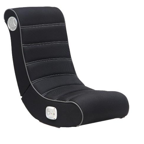 Gaming Rocking Chair Black - X Rocker - image 1 of 4