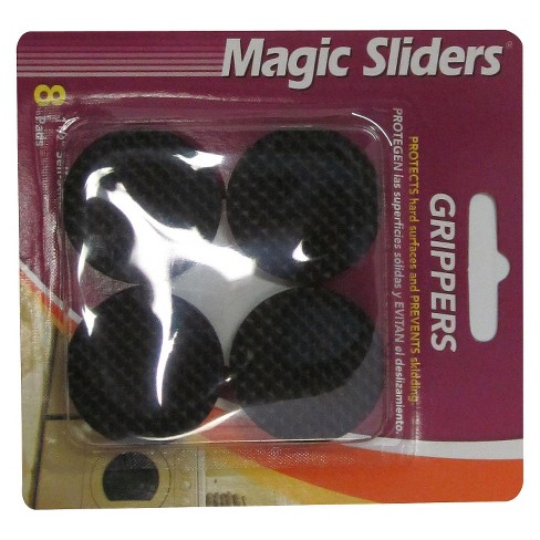 "Magic Sliders Round Grippers 1.5"" 8-ct. - image 1 of 1"