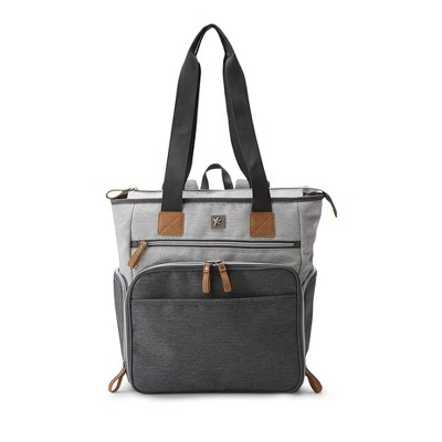 Bananafish Breast Pump Backpack - Gray