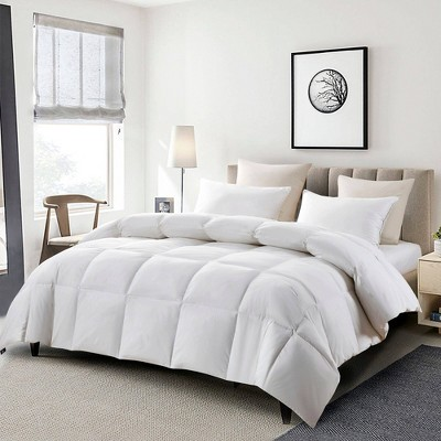 Lightweight Feather & Down Fiber Comforter - Serta