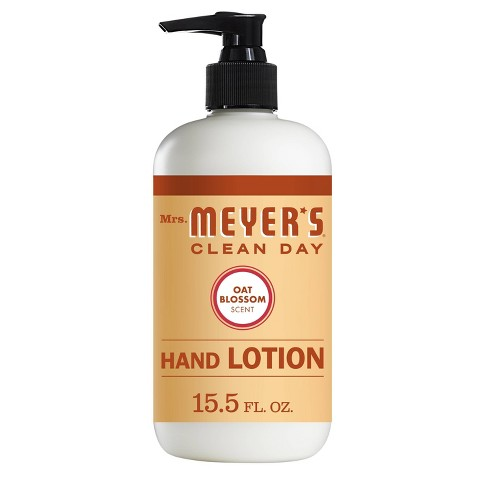 Mrs. Meyer's Clean Day Oat Blossom Hand Lotion - 15.5 fl oz - image 1 of 2
