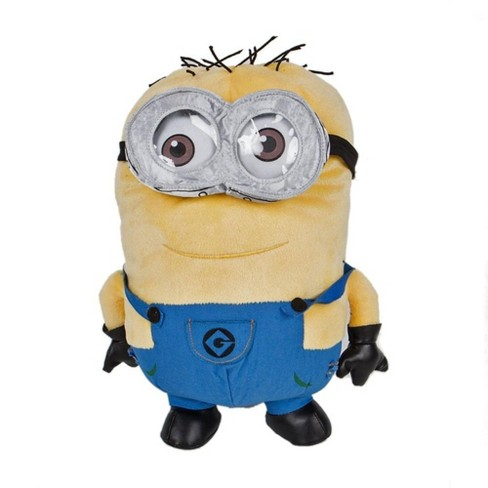 """Accessory Innovations Company Despicable Me Minion Jerry 14"""" Plush Backpack - image 1 of 3"""