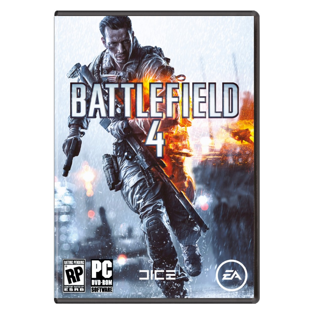 Battlefield 4: Standard Edition PC Games