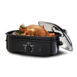 Oster 18qt Roaster Oven Black CKSTRS18-BSB
