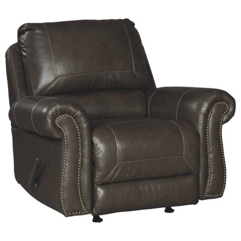 Lawthorn Recliner Slate - Signature Design by Ashley - image 1 of 4