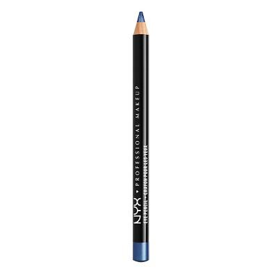 NYX Professional Makeup Slim Eye Liner Pencil - Sapphire Blue - 0.04oz