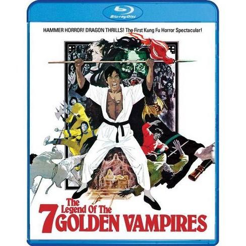 Legend Of The Seven Golden Vampires (Blu-ray) - image 1 of 1