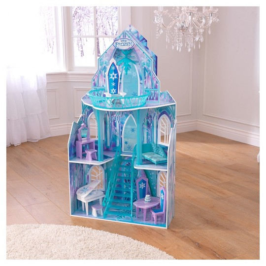 KidKraft Disney Frozen Ice Castle Dollhouse image number null