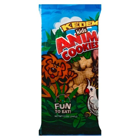 Kedem Animal Cookies 12 oz - image 1 of 1