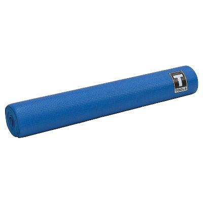 Body Solid Tools Yoga Mat - Blue(3mm)