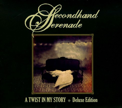 Secondhand Serenade - A Twist in My Story (Deluxe Edition) (CD) - image 1 of 1