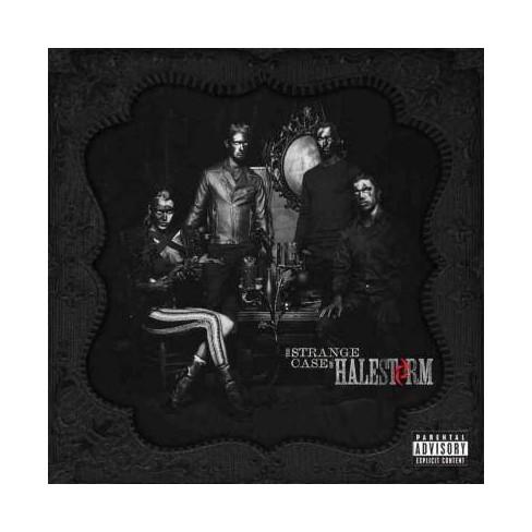 Halestorm - The Strange Case Of… (CD) - image 1 of 1