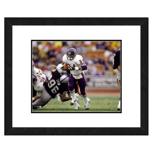 Chicago Bears Walter Payton Framed Photo - image 1 of 3