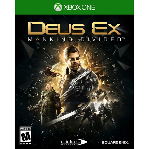 Deus Ex Mankind Divided PRE-OWNED Xbox One - image 1 of 1