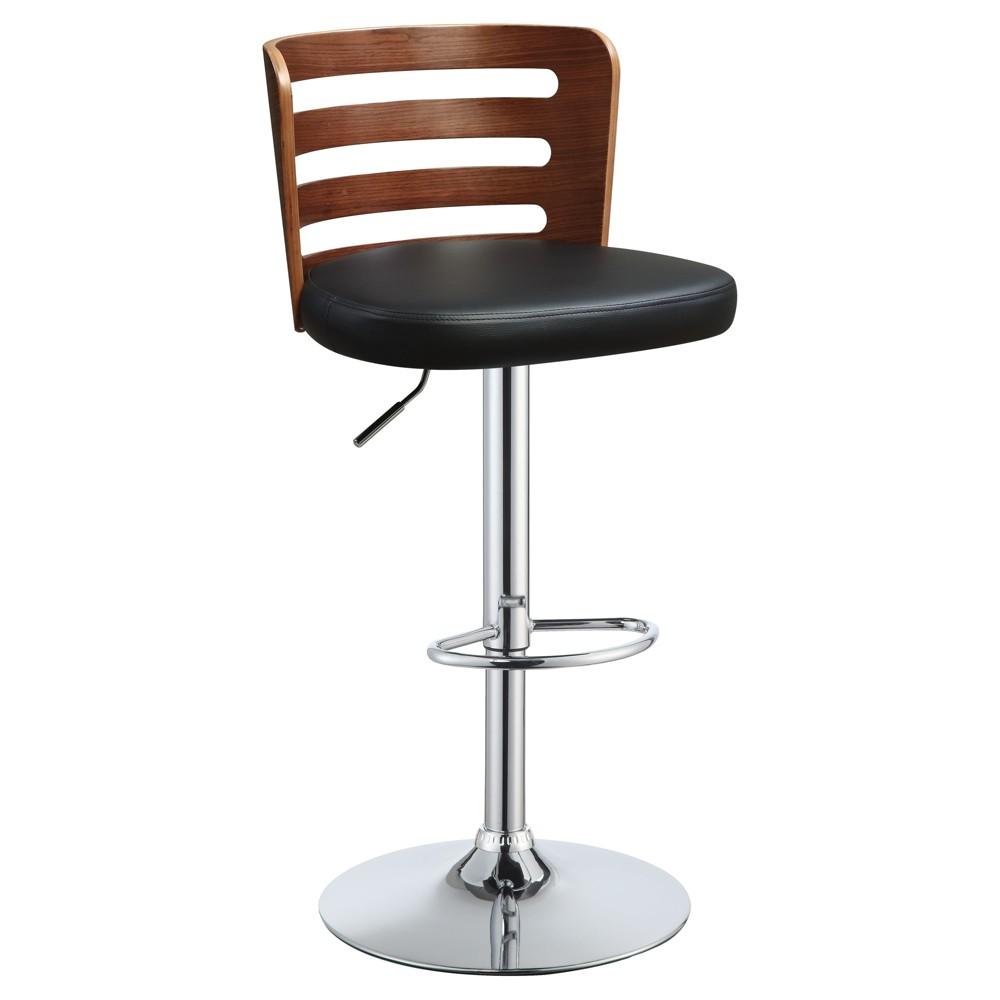 Counter And Bar Stools Acme Furniture Black Walnut