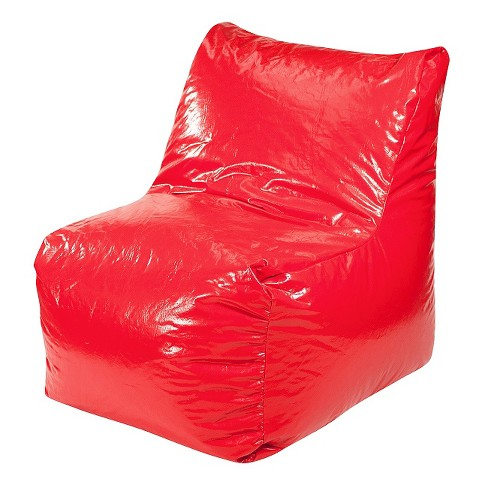 Groovy Bean Bag Chair Red Gold Medal Evergreenethics Interior Chair Design Evergreenethicsorg