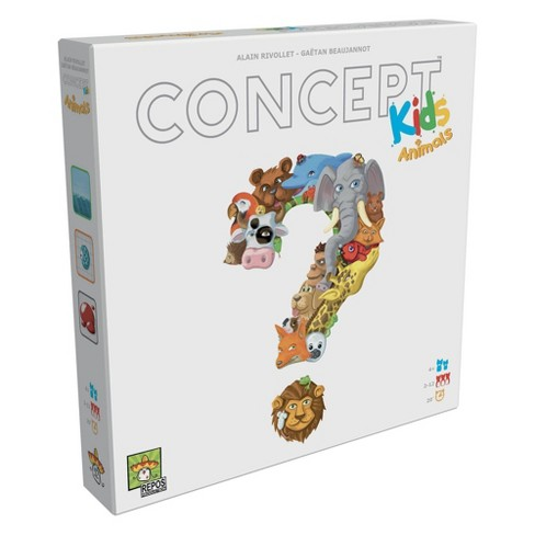 Concept Kids Board Game - image 1 of 4