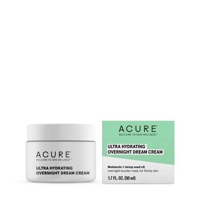 Acure Ultra Hydrating Overnight Dream Cream - 1.7 fl oz