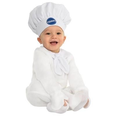 Baby Pillsbury Doughboy Halloween Costume