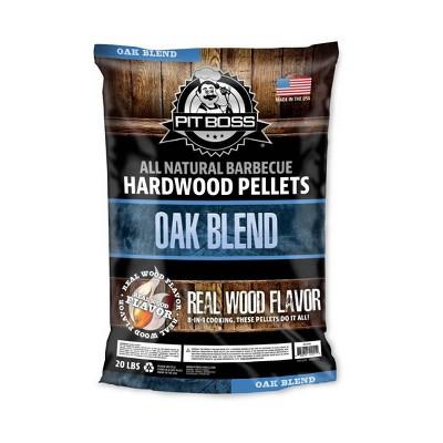 Pit Boss 20lb Oak Pellets