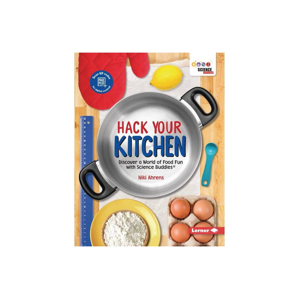 Hack Your Kitchen By Niki Ahrens Paperback