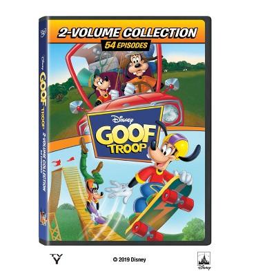 Goof Troop: Volume 1 and 2 (DVD)