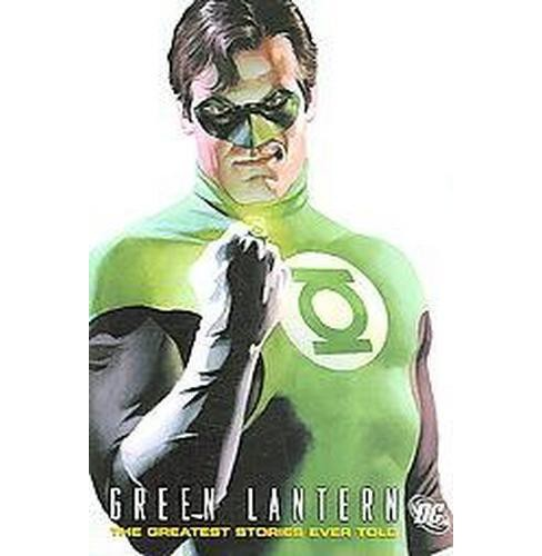 Green Lantern Greatest Stories Ever Told (Paperback) (Various) - image 1 of 1