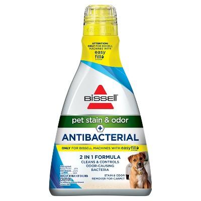 BISSELL Pet Stain & Odor + Antibacterial Carpet Formula - 1567A
