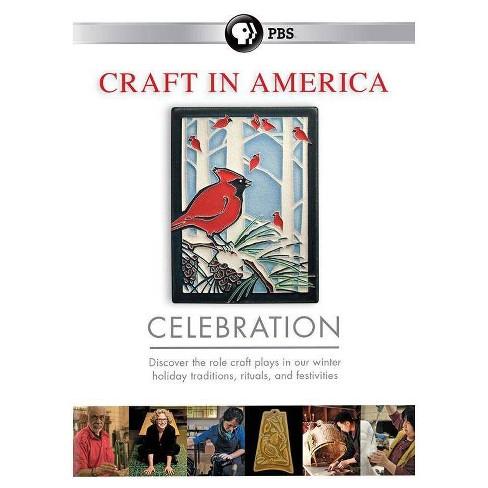 Craft In America: Celebration (DVD) - image 1 of 1