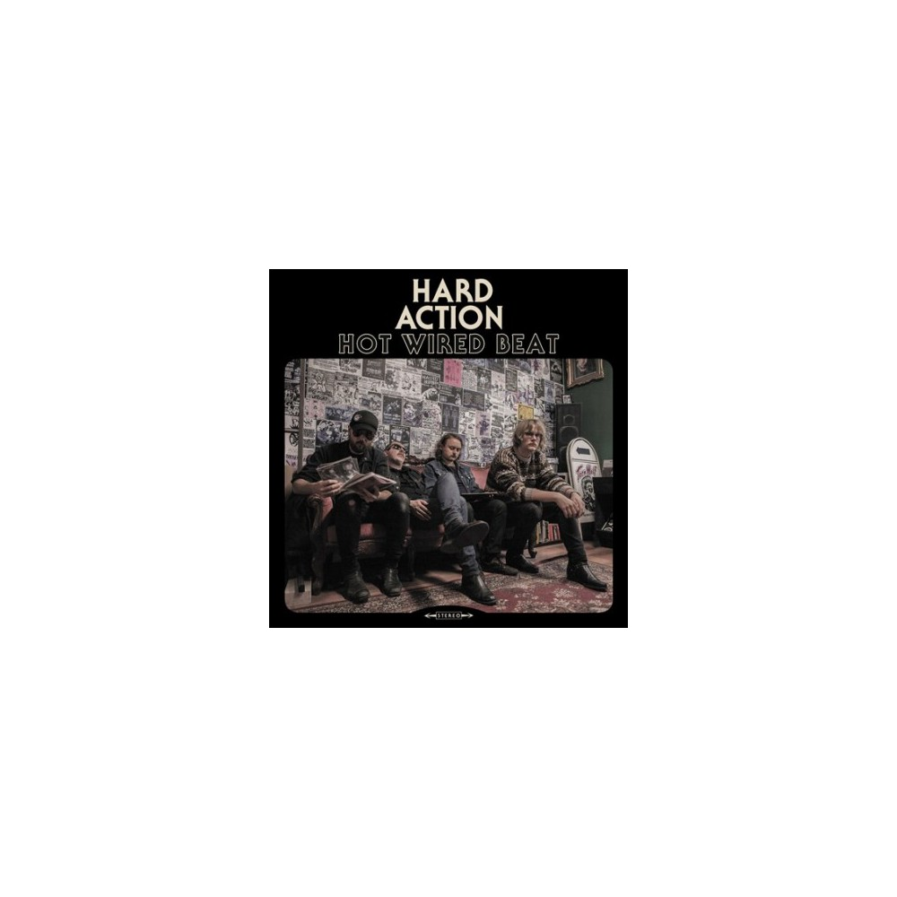 Hard Action - Hot Wired Beat (CD)