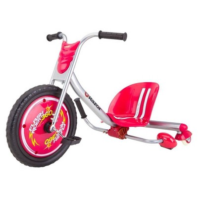 Razor Flash 360 Compact Tricycle - Red