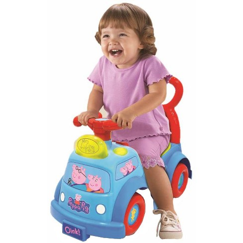 Peppa Pig Lights & Sounds Beach Buggie