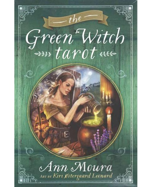 The Green Witch Tarot (Mixed media product) - image 1 of 1
