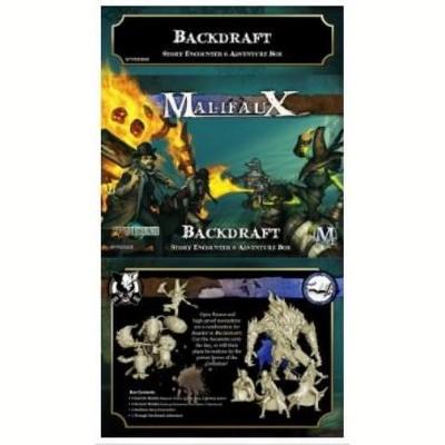 Backdraft Encounter Box Miniatures Box Set
