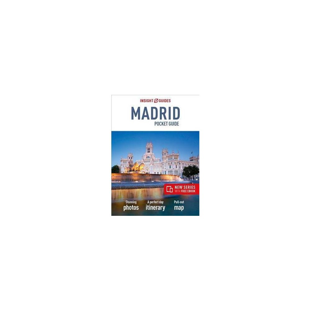 Insight Guides Madrid - 2 (Insight Pocket Guides) (Paperback)