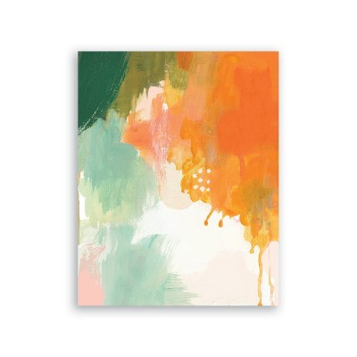 Clementine Kids Abstract Sunset Art